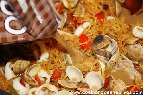 Fideua y degustabox www.cocinandoentreolivos (10)