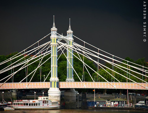 Albert Bridge by James Neeley