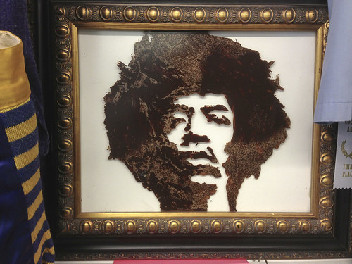 Chocolate Hendrix by b.poulter