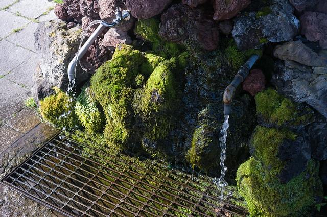 利尻島 麗峰湧水