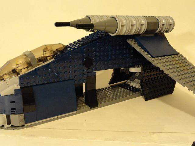 LAAT Republic Gunship