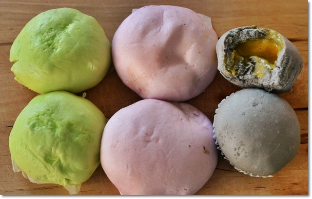 Colourful Pau