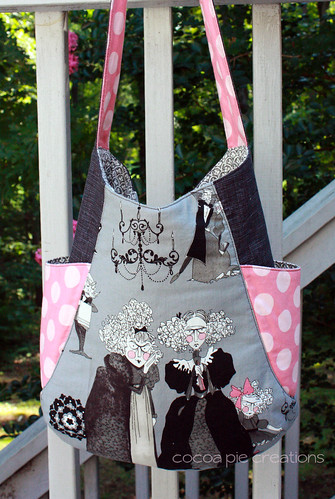 A Ghastly 241 Tote - Front