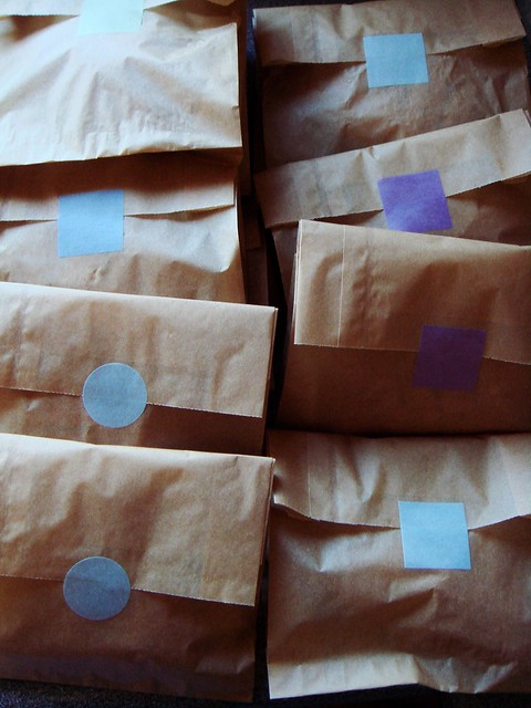 Whole Wheat Pockets: Packaged