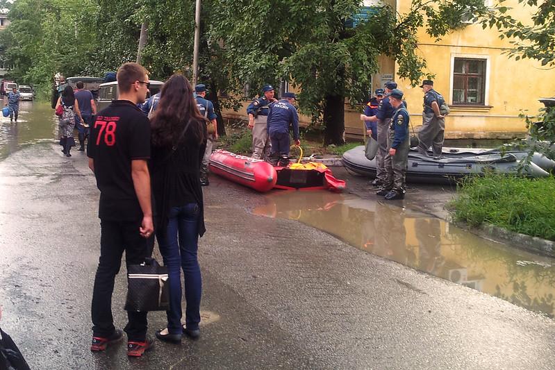 Khabarovsk: The Evacuation