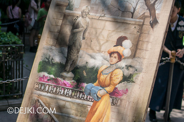 Tokyo DisneySea - Tower of Terror / a portrait in progress 2