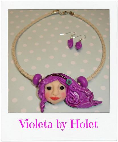 Violeta by holete79
