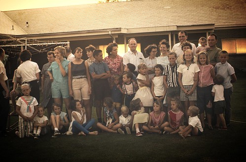 Price Family Reunion circa 1963