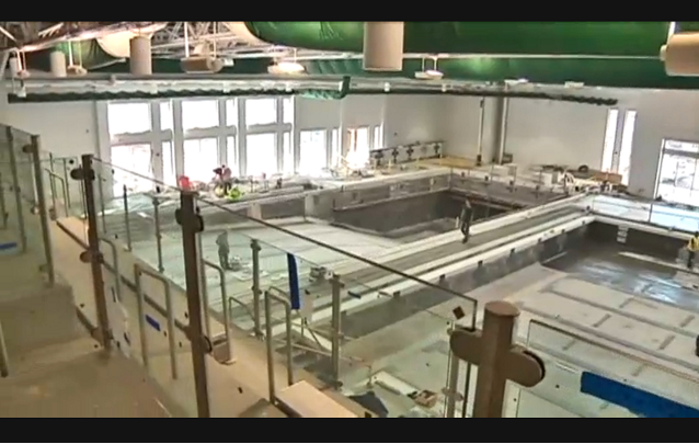 Dulles Glass and Mirror's Glass Handrails Featured on NBC4 Washington (VIDEO)