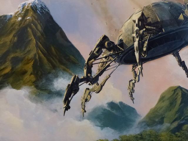 Exposition Manchu : entre science et science-fiction
