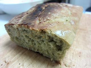 Aloe bread