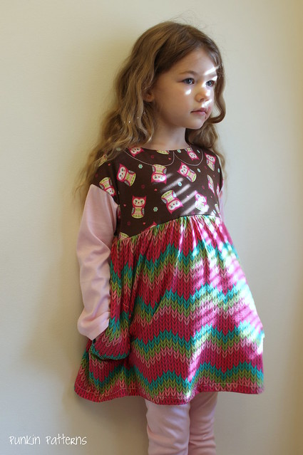 Knit Playtime Tunic
