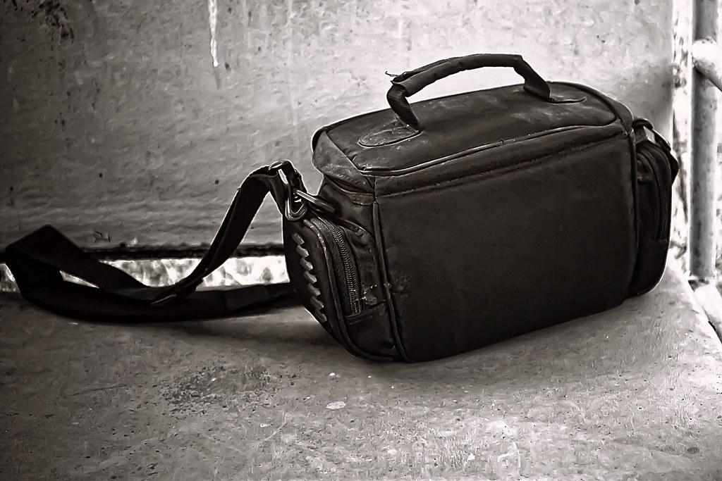 My Trusty Camera Bag