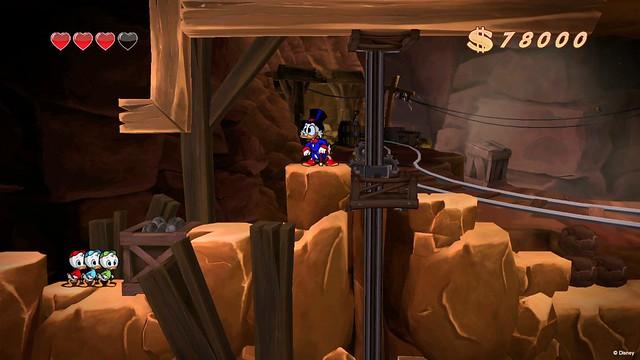 DuckTales - Screenshot 1