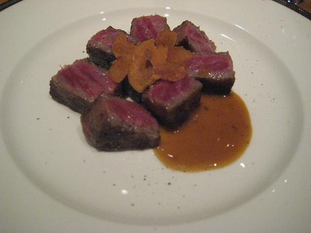 Kyoto Kobe Beef Restaurant Near Nishiki Market