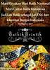 Bathik Brintik - Hari Batik Nasional