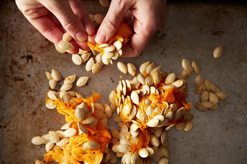 Roasting Pumpkin Seeds on Food52