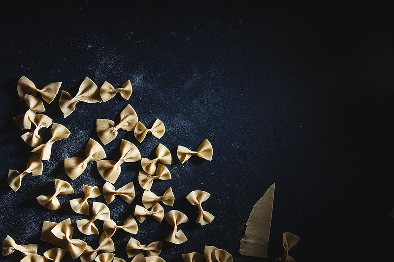 Homemade Farfalle on Food52