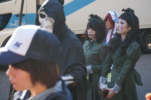 Kawasaki Halloween Parade 2013 14