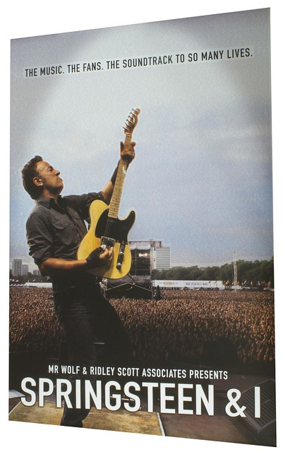 Cartel Springsteen and I