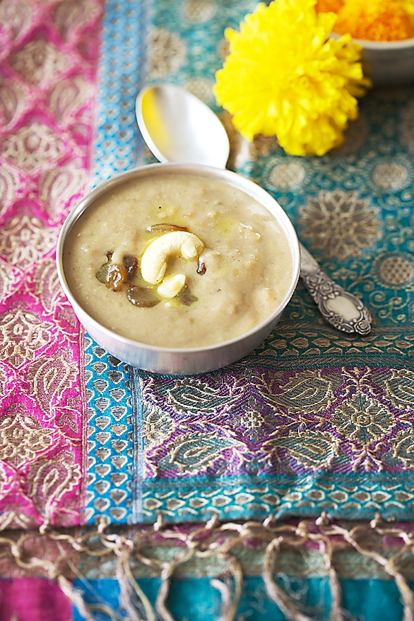 Mung Dal Payasam/Indian Lentil Pudding