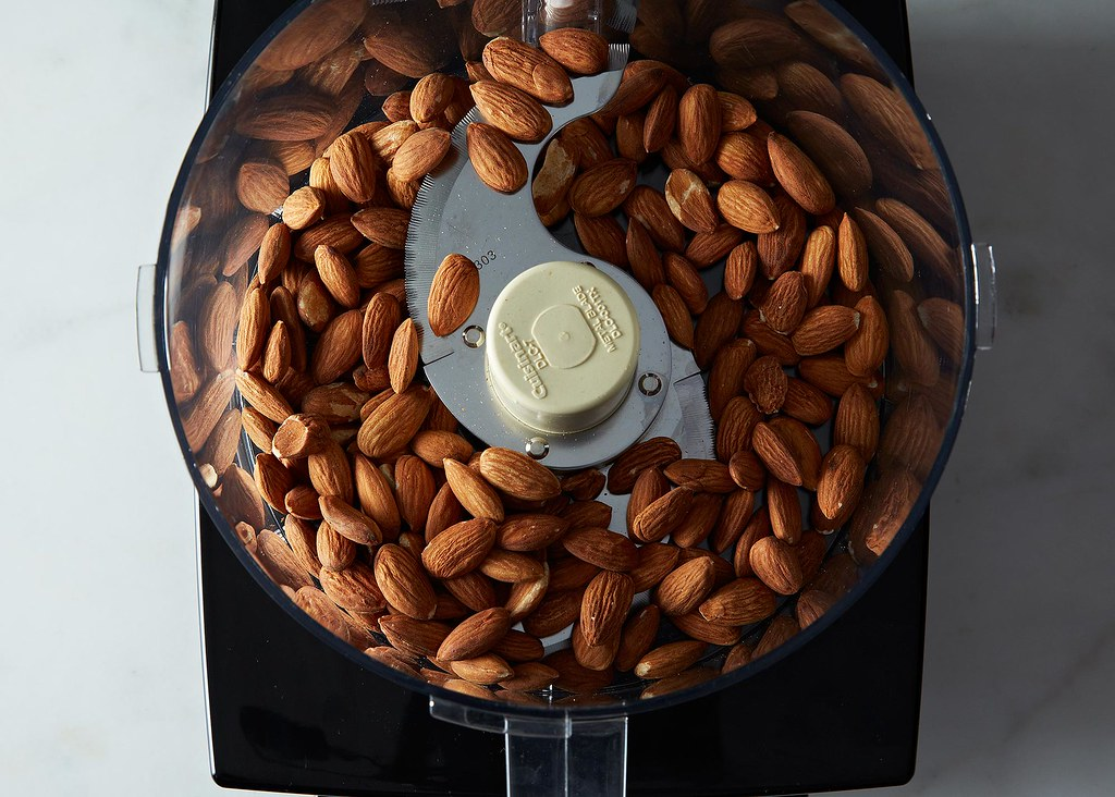 How to Make Nut Flours (Without Turning to Butter) from Food52