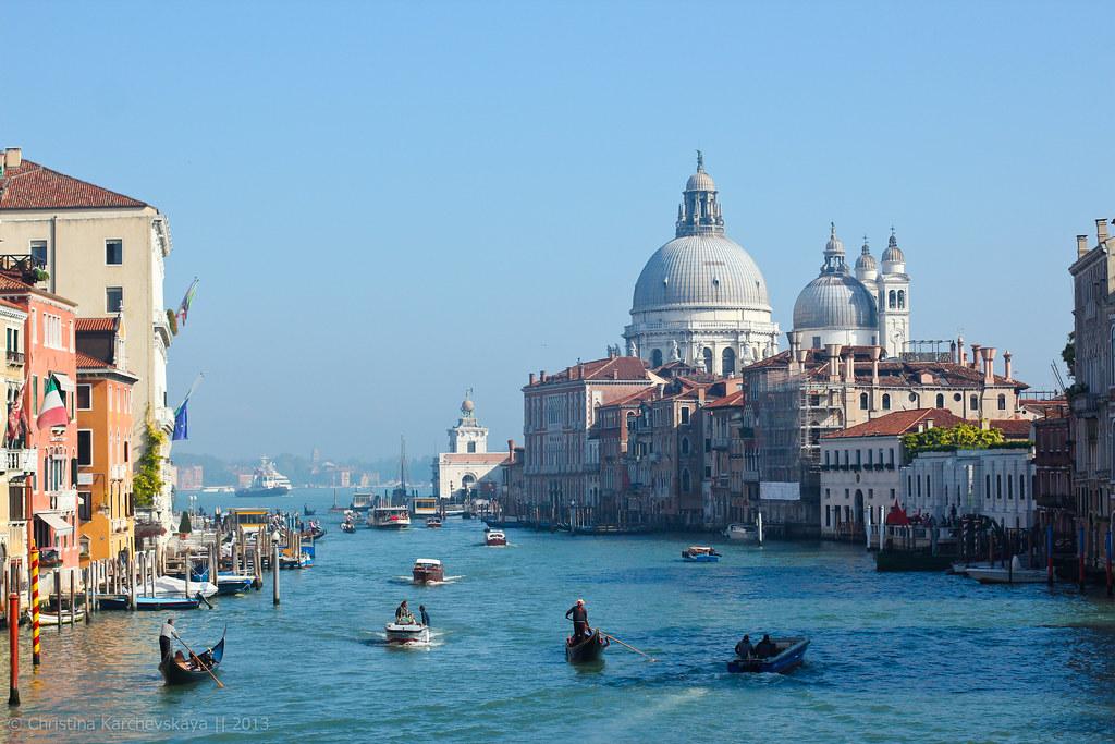Venice [22]