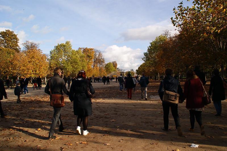 Paris dag 1