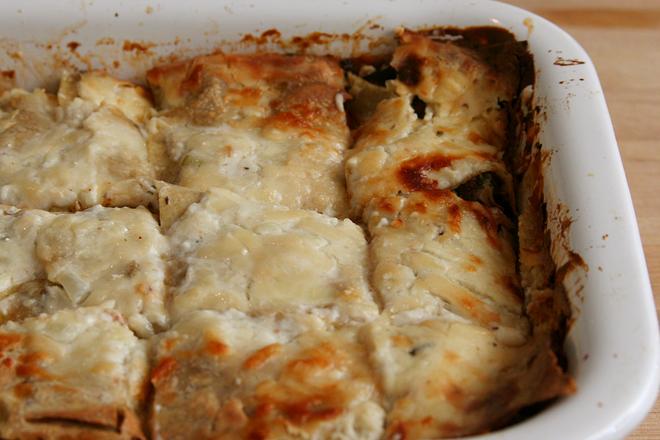 swiss chard lasagna 3