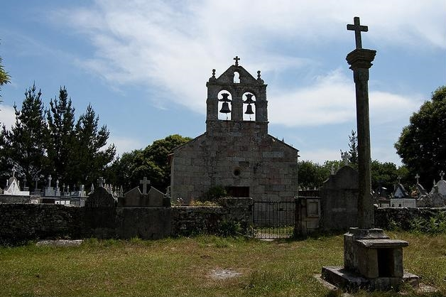 4. Galicia mística. Etapa de Portomarín a Palas del Rei. Autor, Jexweber