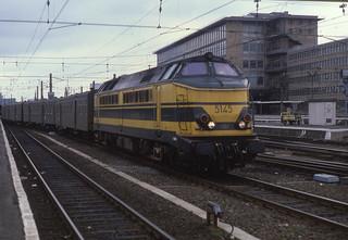 27.07.85 Bruxelles Midi 5145