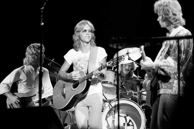 America Concert, 1975
