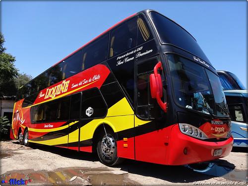 Buses Liquiñe.-