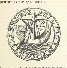 Image taken from page 237 of 'A History of the Royal Navy, from the earliest times to the wars of the French Revolution'