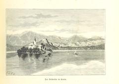 """British Library digitised image from page 431 of """"Die Alpen. Handbuch der gesammten Alpenkunde"""""""
