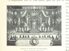 """British Library digitised image from page 241 of """"The Century of Louis XIV. Its arts-its ideas. From the French ... by Mrs. Cashel Hoey [With plates.]"""""""