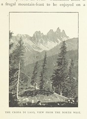 "British Library digitised image from page 45 of ""Dolomite Strongholds. The last untrodden Alpine peaks ... With map and illustrations by the author"""
