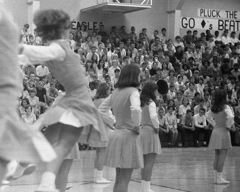 High School Pep Rally (1968)