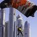 Accuracy Landing - 4th Dubai International Parachuting Championship