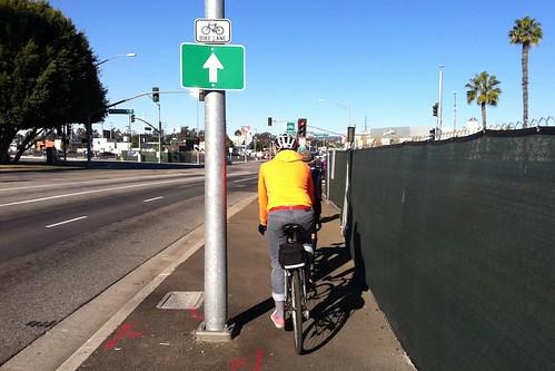 Expo Line Phase II Adjacent Bikeway Corridor Scouting