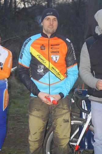 2013.12.21 Sascha Berger 9. Platz Braunschweiger Cross Serie