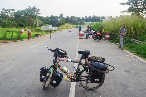 Cameroon-Gabon border