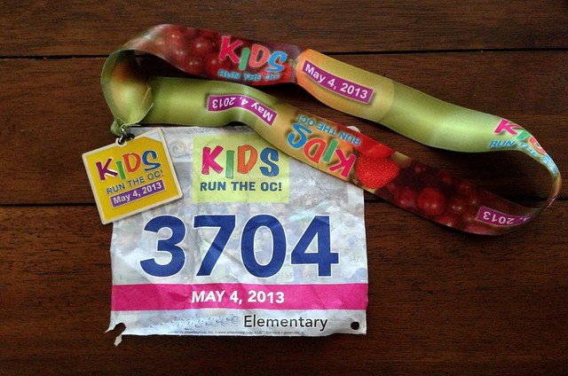 Kids Run The OC 2013