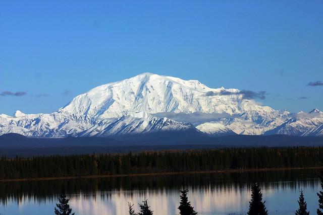 Monte Blackburn. Parque nacional y reserva Wrangell-San Elías. Alaska. Estados Unidos.