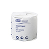 SCA 2170329 Tork Conventional Toilet Roll - Individually Wrapped