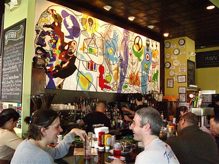 Busboys & Poets, Washington DC (by: stab at sleep, creative commons)
