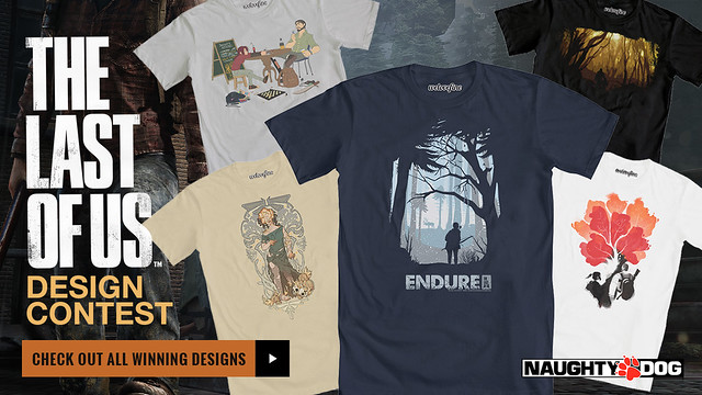 The Last of Us Design Contest Winners