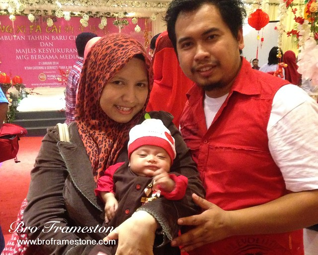 Suami Isteri Blogger - MiGCNY2014