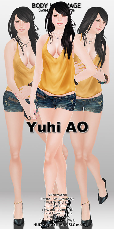 Yuhi AO set