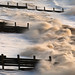 Breakwaters at St Bees by Nick Landells